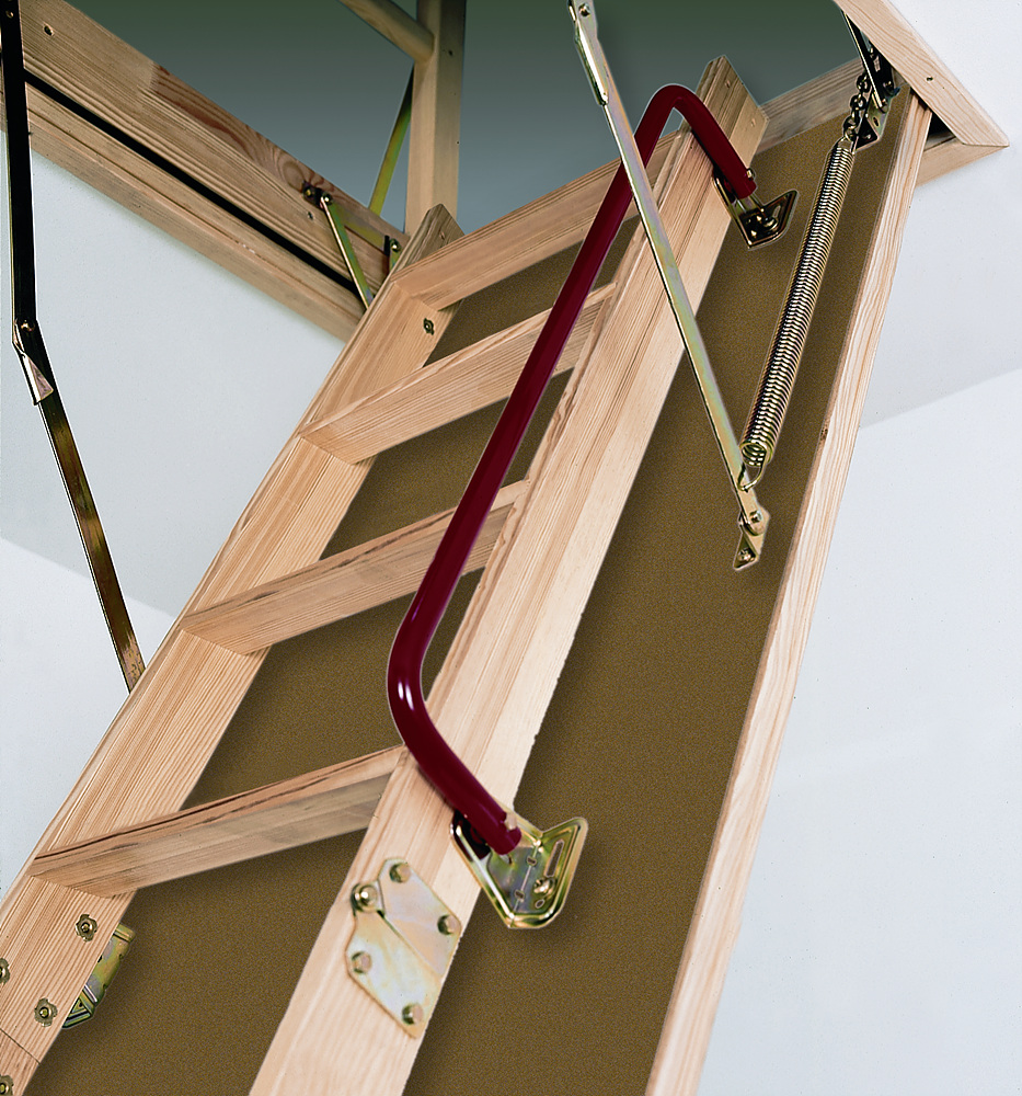 portatif çatı merdiveni